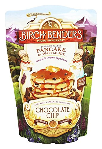 ncake Add Water Chocolate Chip, 16 oz (Chocolate Chip Pancake Mix)