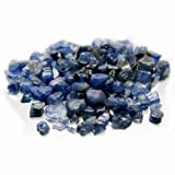 50.00 Ct. Unheated Natural Rough Blue Sapphire Cambodia Small Size