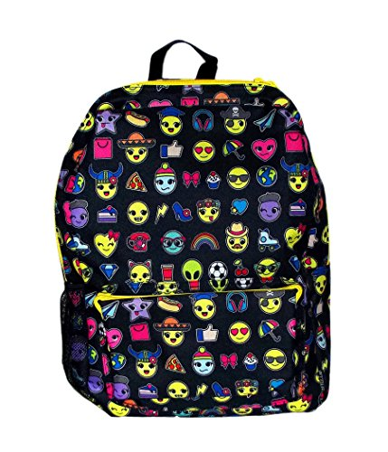 Emoji Backpack (One size) - Fashion In Video Games
