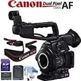Canon EOS C100 Cinema EOS Camera with Dual Pixel CMOS AF (Body)