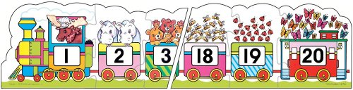 number train - 7