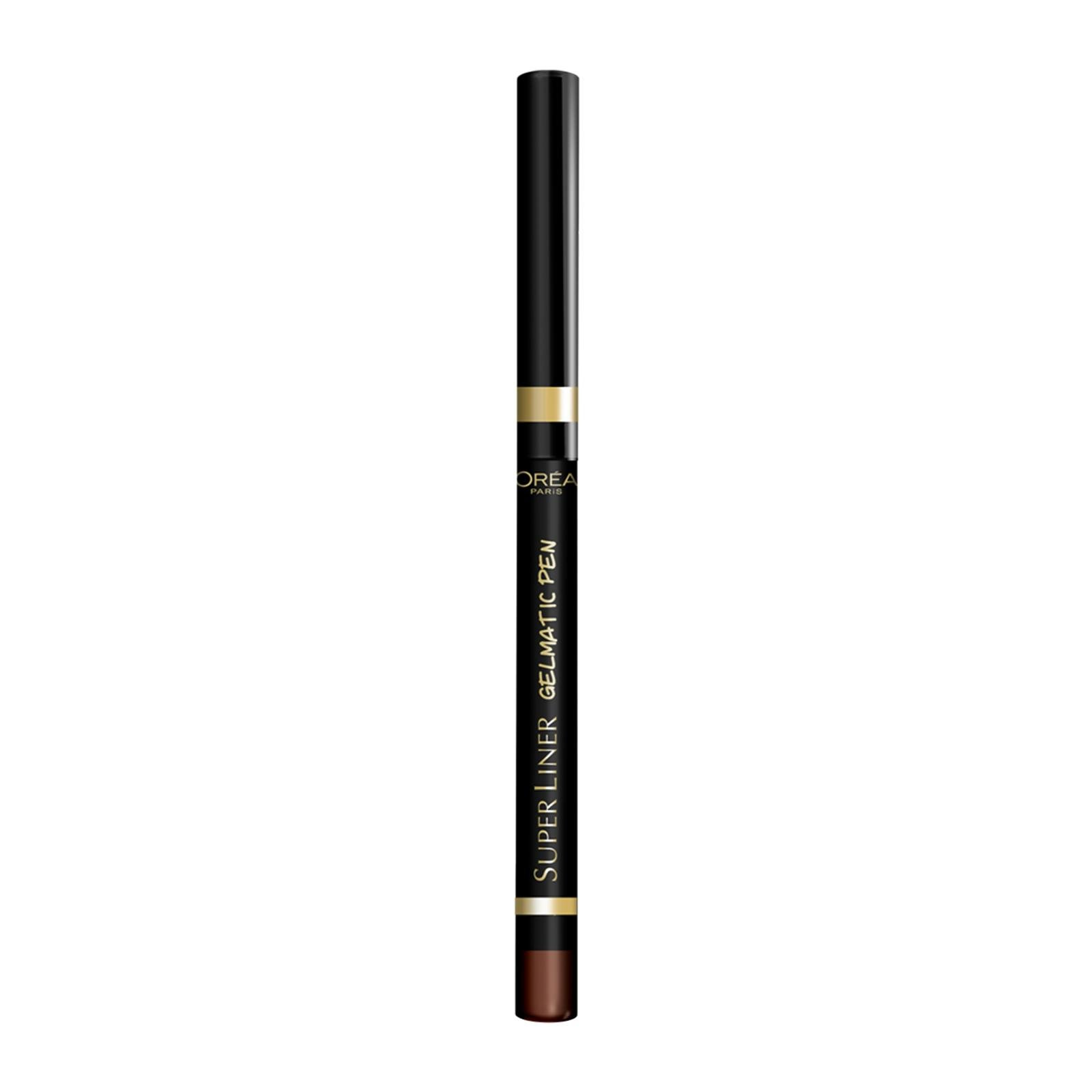 L'Oreal Paris SuperLiner, Gelmatic Deep Brown