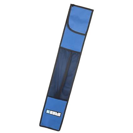 Amazon Com Byte Field Hockey Single Hockey Stick Bag Blue Sports