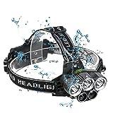 Best Tactical Headlamps - TIMPROVE LED Headlamp, Super Bright 8000 Lumens 6 Review