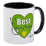 CafePress - Best Nursing Preceptor Green.PNG Mug - Best Reviews Guide