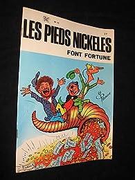 Les Pieds Nickelés n°01 : Font fortune par René Pellos