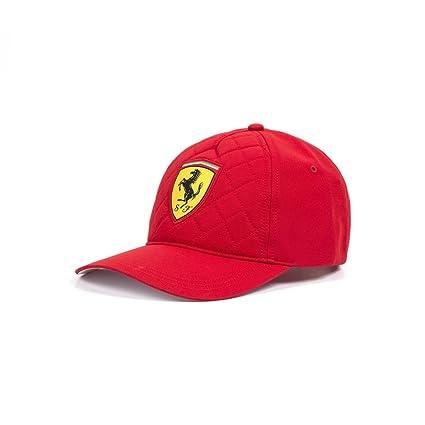 Ferrari F1 Logo Hat Brand New Baseball Cap Outdoors Adjustable Strap Dad Hat