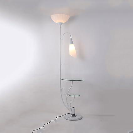 Floor lamp vbimlxft- Lámpara de pie de acrílico del Hierro ...
