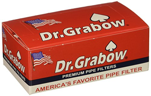 The Big Easy Pipe Accessories P866 Dr. Grabow Pipe Filters 12 -  The Big Easy Tobacco Co.