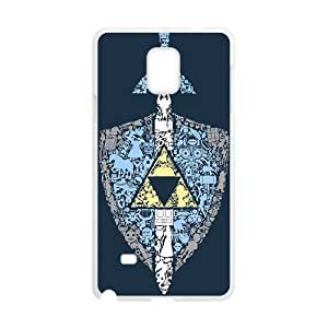 The Legend of Zelda case generic DIY For Samsung Galaxy Note 4 N9100 MM8E992667