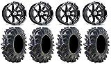 34 inch tires - Bundle - 9 Items: MSA Black Diesel 15