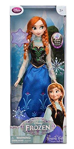 Buy disney frozen exclusive 16 inch singing doll elsa