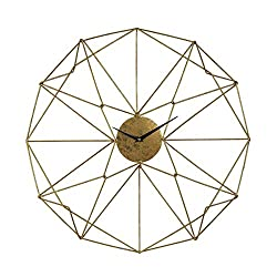 Sterling Industries Angular Wirework Wall Clock