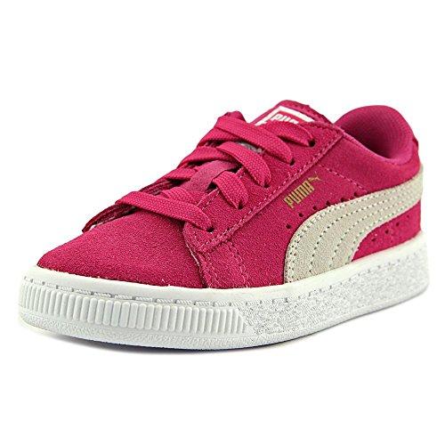 Puma Suede Kids Toddler US 8 Purple Sneakers by PUMA