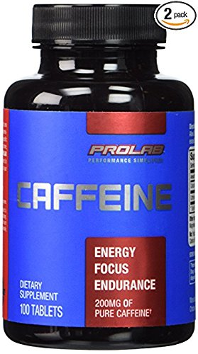 Prolab Caffeine Tablets (Pack of 2)
