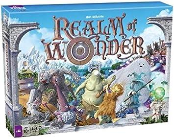 Tactic Realm of Wonder Niños y Adultos Estrategia - Juego de Tablero (Estrategia, Niños y Adultos, 45 min, Niño/niña, 10 año(s), Holandés): Amazon.es: Juguetes y juegos