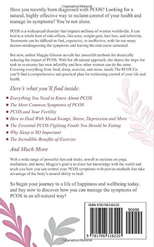The Pcos Fix The Complete Guide To Get Rid Of Polycystic Ovary