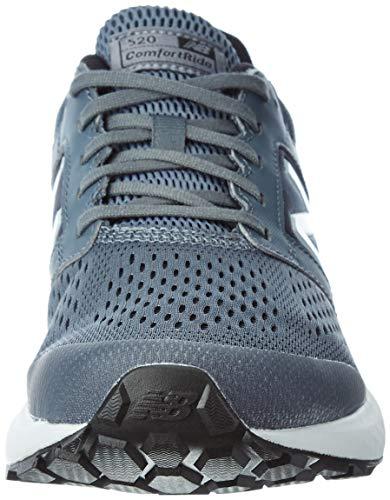 Lead Balance M520v5 Hommes light New Chaussures 45 Aluminum Pour Eu M Ofnaq