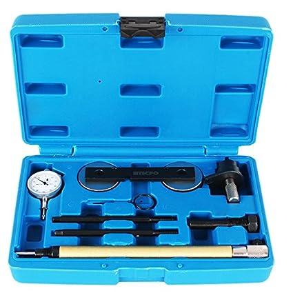 tecpo Motor de herramientas para ajuste Impuestos Cadena Cambio VAG Audi VW 1.2 1.4 1.6 TSI