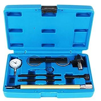 tecpo Motor de herramientas para ajuste Impuestos Cadena Cambio VAG Audi VW 1.2 1.4 1.6 TSI FSI