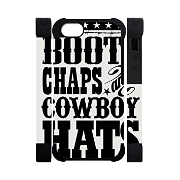 Boots Quotes Best Hoomin Fashion Cowboy Hat Boots Quotes IPhone 48 Cell Phone Cases