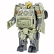 Transformers MV5 Turbo Changer Super Nova Action Figure