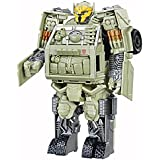 Funskool Transformers The Last Knight 2 Step Turbo Changer Hound Action Figure, Multi Color
