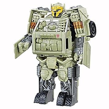 Transformers MV5 Cambiador de Turbo Super Nova Figura de acción: Amazon.es: Juguetes y juegos
