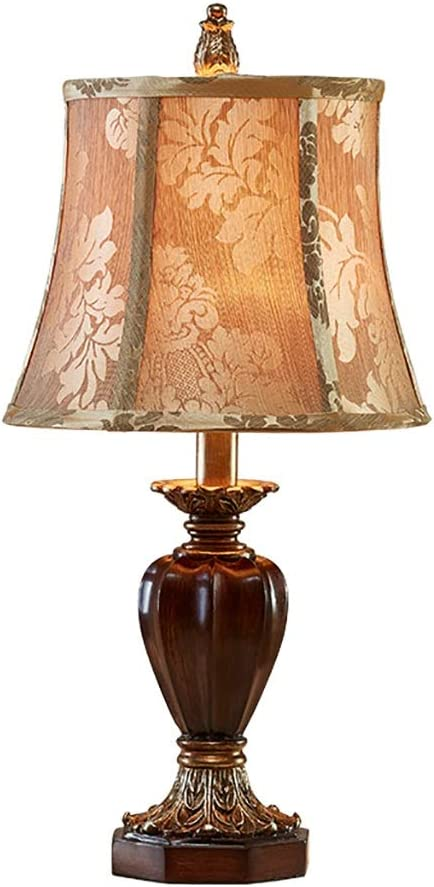 Home Experience- Resina + Paño Lámpara de Mesa Antigua Decoración ...