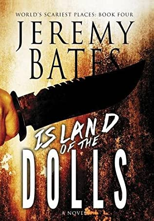 book cover of Island of the Dolls