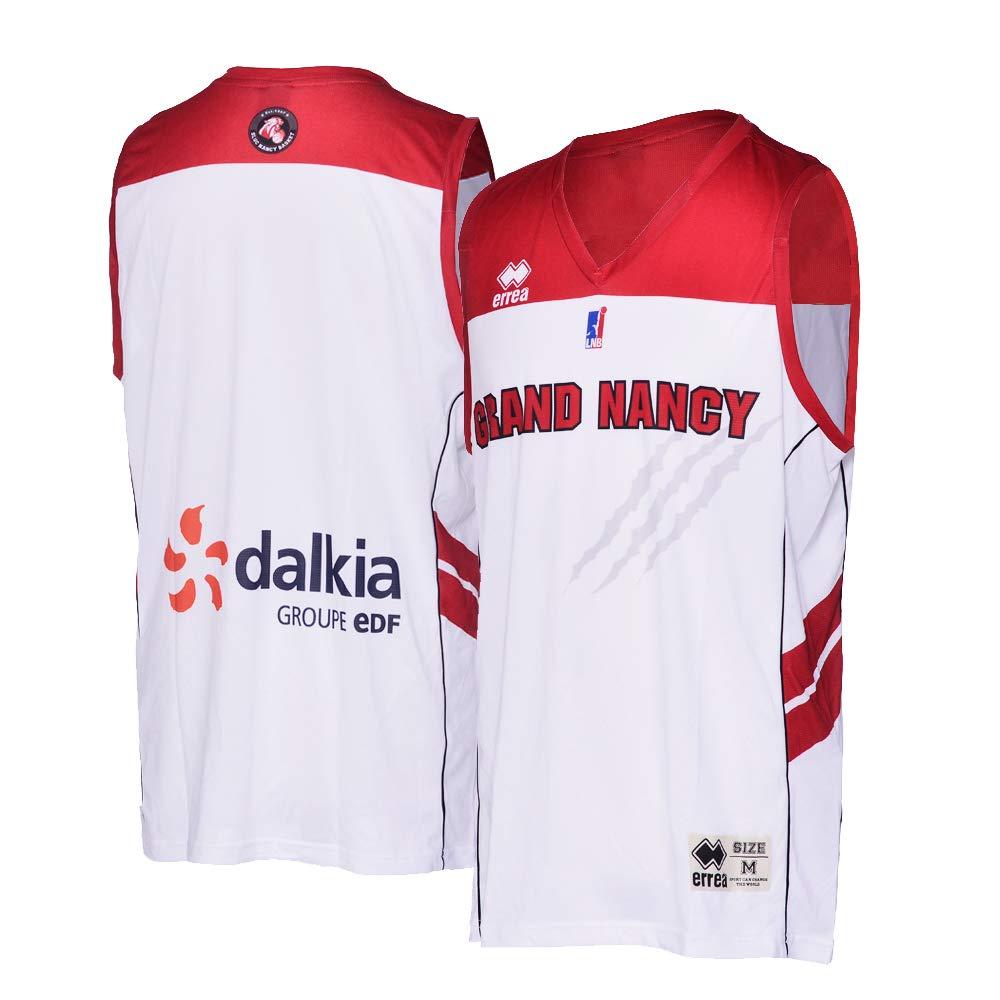 SLUC Nancy Basket - Camiseta Oficial de Baloncesto 2018-2019 para ...
