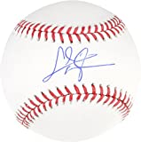 Chris Taylor Los Angeles Dodgers Autographed Baseball - Fanatics Authentic Certified - Autographed Baseballs