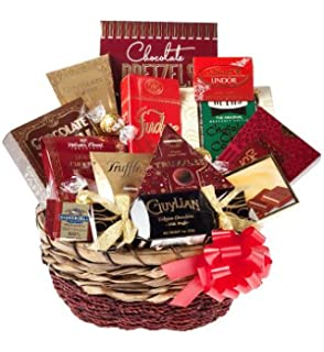 Choice Lindt Chocolate Gift Basket: Amazon.ca: Grocery & Gourmet Food