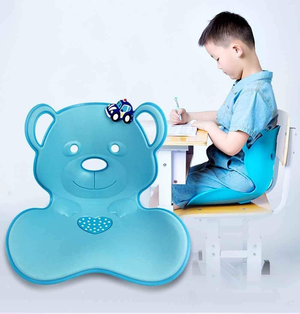 ZSQSC Correction Seat Cushion for Kids, Anti-Hump Protection for Student Youth Spine Lumbar Pillow Child Care Fart Cushions ZSQSC by ZSQSeatCovers