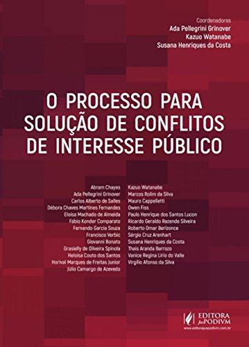 O Processo Para Solução de Conflitos de Interesse Público