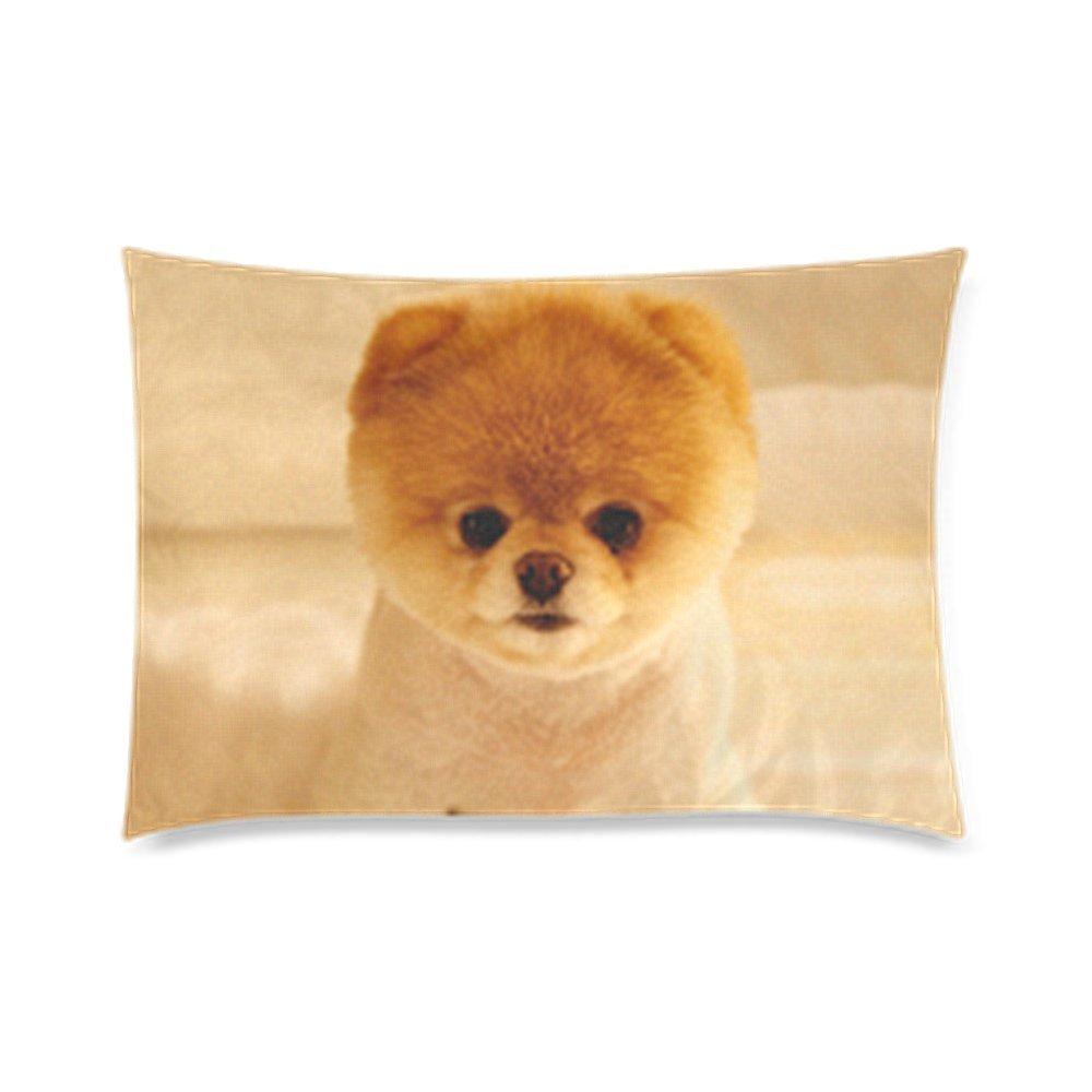 Amazon.com: WECE Cute Puppy Boo Dog Pillowcase - Funny Dog ...