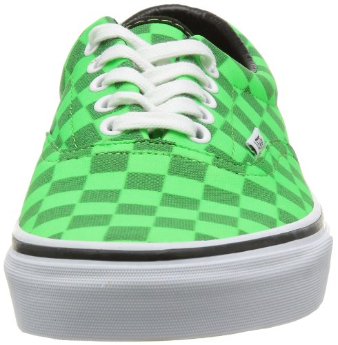 Vans  VANS Era XTuff Neon Green Check, Baskets pour femme Vert vert