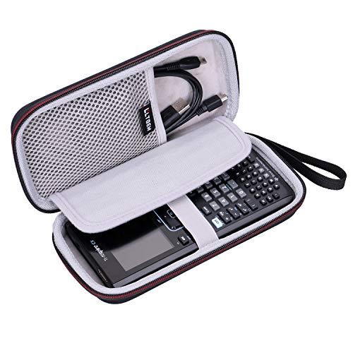 LTGEM EVA Hard Case for Texas Instruments Nspire CX CAS Graphing Calculator