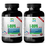 Libido booster pills for women - L-Dopa 99% (MUCUNA PRURIENS EXTRACT) - L-dopa - 2 Bottles 120 Capsules