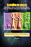 Anunnaki, UFOs, Extraterrestrials and Afterlife Greatest Information. V1, Maximillien De Lafayette, 0557535735