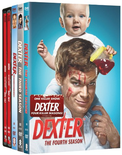 Dexter: Seasons 1-4 by Showtime
