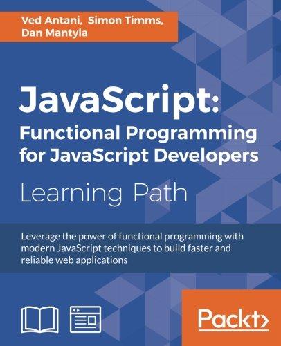 JavaScript: Functional Programming for JavaScript