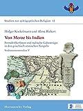 Von Meroe Bis Indien: Fremdvolkerlisten Und Nubische Gabentrager in Den Griechisch-Romischen Tempeln Soubassementstudien V (Studien Zur Spatagyptischen Religion) (German Edition)