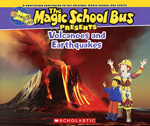 Read Online Volcanoes & Earthquakes (Turtleback School & Library Binding Edition) (The Magic School Bus) ebook