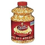 Orville Redenbacher Popcorn - Kernels Original (Pack of 12 jars of kernels)