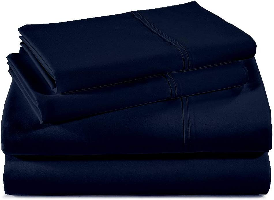 Limited time Special sale item trial price 4 Piece RV Bunk 48x75 Inches Set Breathable Stain Sheet Cotton