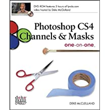 Photoshop CS4 Channels & Masks One-on-One: Read the lesson. Watch the video. Do the exercises.