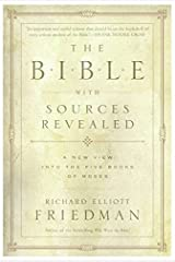 The Bible with Sources Revealed Kindle Edition
