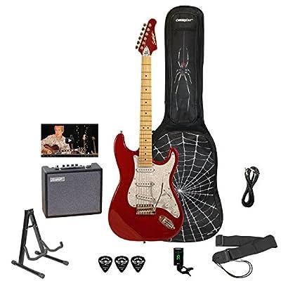 Sawtooth ES Electric Guitar Rockin' Beginner's Pack