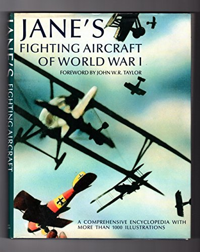 Janes Fighting Aircraft Of World War I